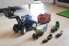 ★トラクター、コンバイン、耕運機!~農機プラモデル一覧比較リスト(ハセガワ、レベル、PLAMAX)