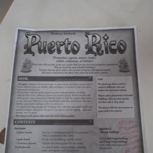 ★根強い人気作「プエルトリコ」は買うべきか?~ボードゲームのルール・遊びやすさ・入手性の詳細検討