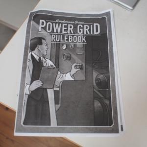 ★典型的な拡大再生産「電力会社・充電完了」を買うべきか?~ボードゲームのルール・遊びやすさ・入手性の詳細検討