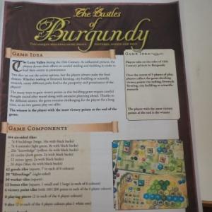 ★サイコロ&タイルで王国を作る「ブルゴーニュ」を買うべきか?~ボードゲームのルール・遊びやすさ・入手性の詳細検討