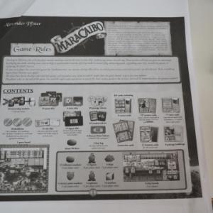 ★把握しきれない要素の多さ「マラカイボ」を買うべきか?~ボードゲームのルール・遊びやすさ・入手性の詳細検討