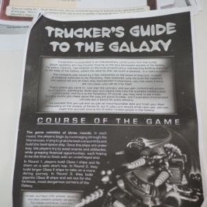 ★ポンコツ宇宙船で銀河へ!「ギャラクシー・トラッカー」を買うべきか?~ボードゲームのルール・遊びやすさ・入手性の詳細検討