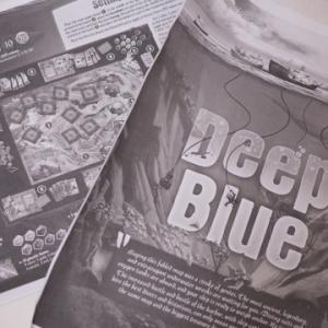 ★子供と遊ぶボードゲーム選び:海底探検編~ディープ・ブルー、コーラリア、レック・レイダース