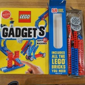 ★歯車&リンク機構!レゴ・テクニックでメカニカルな実験を楽しもう!~LEGO Gadgets; Klutz