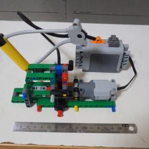 ★レゴ・テクニックの空気圧シリンダーの仕組みと使い方~LEGO Pneumatic System V2