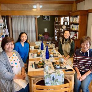 10月の【yoyoベジランチ付き瞑想会〜カラーシートコース】開催レポ