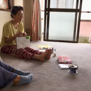 7月9日【yoyoVege Lunch付き瞑想会〜ひまし油湿布〜】