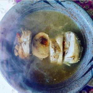 中医国際薬膳管理師・yoyoの「参鶏湯(サムゲタン)」 限定販売のご案内