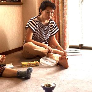 yoyoベジランチ付き瞑想会〜ひまし油湿布と体内トラベル〜