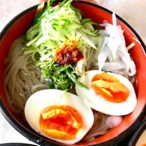 yoyo's サラダ冷麺