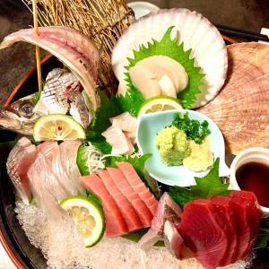 久松で海鮮づくし