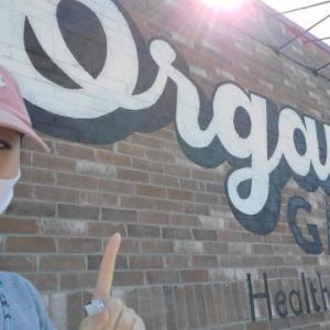 オーガニック食品のOrganic Garageを紹介!!