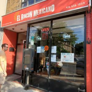 トロントのローカルおすすめメキシコ料理店!(コロナ対策ばっちり!)