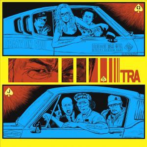 TRAの1stアルバム「TRA」9/21に発売します!