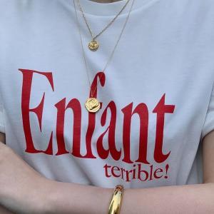 おすすめのLes Petits BasicsのTシャツ再販中他です!