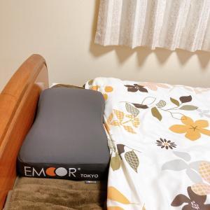 """#ベッドルーム睡眠を自分へのご褒美に。脳が喜ぶ極上の""""寝落ち触感""""『EMOOR ST..."""