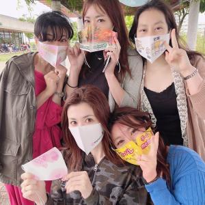 #ピクニック #キャンプみんなで、メテコマスクをしましたhttp://mete...