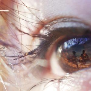 dreamy eyed
