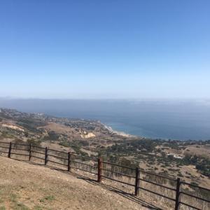 Rancho Palos Verdesからの眺め