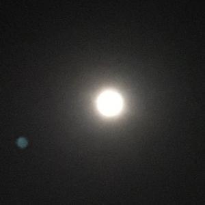 ふと降りてきた満月のメッセージ