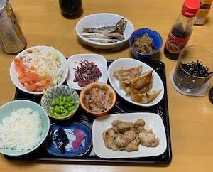 今夜の食事