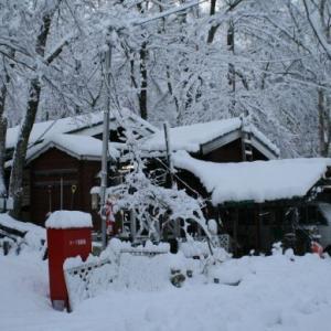 つれづれ:予想通り 3月の大雪 湿った『かみゆき』 除雪が重たい