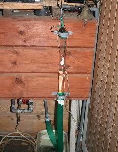 生活改善:暖房用温水暖房機の灯油タンクを改善して作業性向上。