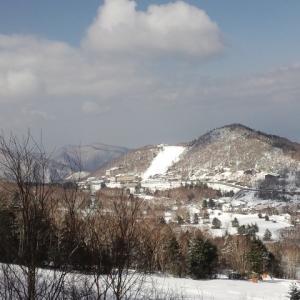 春スキー 一ノ瀬