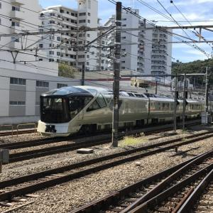 「Train Suite 四季島」が八王子を通過した!