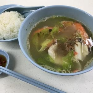 シンガポール1日目。胃がすでに苦しい!