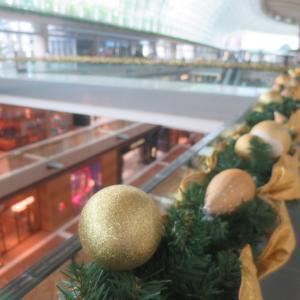 クリスマスが近いことを MBS前のSCで知る。