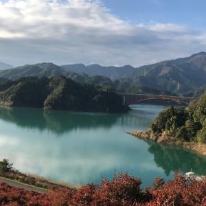 宮ケ瀬湖*去年の秋から今年の春まで