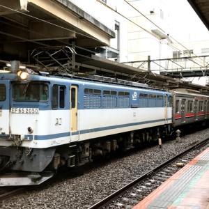 立川駅で東急車両を目撃!
