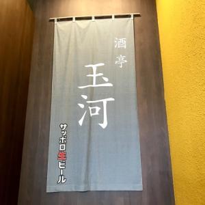 チキンカツ定食@酒亭玉河(立川)