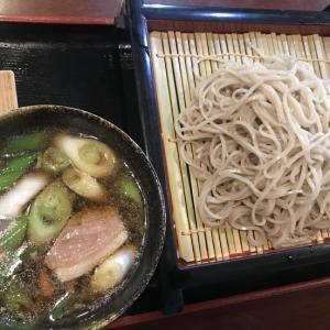 そば処 茶屋 @ 茅野駅