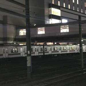 八王子駅の東急車両♪