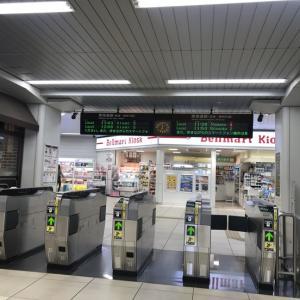 三島から、東海道線→相模線で帰る。