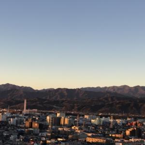 おはよう丹沢♪ 2021に願う。