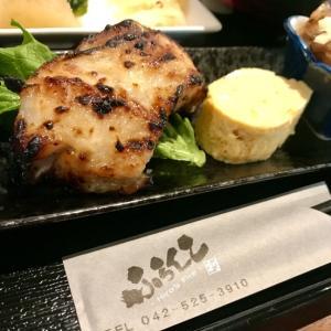 アコウダイの西京焼き定食@ふらんこ(立川)