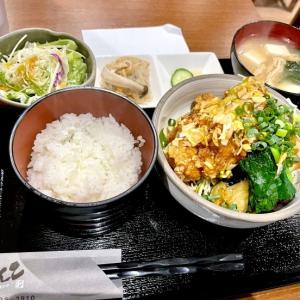 油淋鶏定食@ふらんこ(立川)