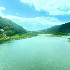 おはよう相模川(^^)