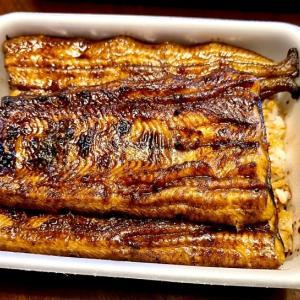 とうとう鰻を食べた!@ 山十(橋本)