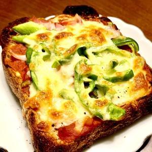 ピザトースト★軽い夕飯代わり