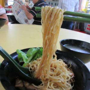 Chye Kee Cooked Food;繊細な麺が魅力 ♪