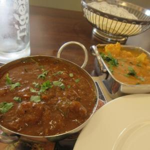 Anjappar Authentic Chettinaad Restaurant;やはりカレーも食べたい!
