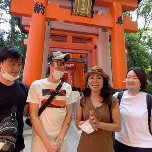 【京都】伏見稲荷大社に撮影に行って参りました
