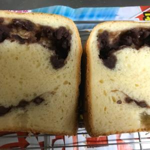 やっと作れたアン食パン