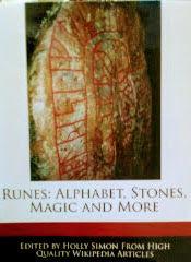 ルーン文字 Holly Simon / Runes : Alphabet, stones, magic and more