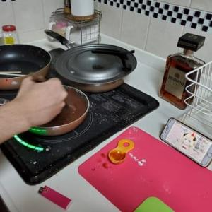 久々のケン太の実験料理(^^;