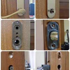 ドアが開かない!一瞬焦りましたが・・・